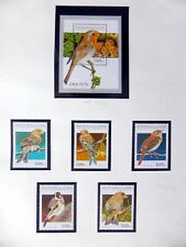 GUINEA REPUBLIC Birds On 2 Pages U/M NB3568