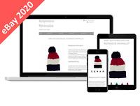 eBay Template responsive 2020 Verkaufsvorlage Auktionsvorlage Template Vorlage1