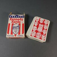 Vintage Original: complete deck of KENNEDY KARDS (CARDS)