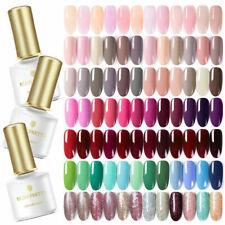 Born Pretty 6ml Nail Glitter Sequins Soak Off UV Gel Polish Nail Art Gel Varnish