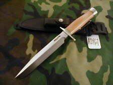 "RANDALL KNIFE KNIVES #1-8"",SS,NSDH,BL.-AL.S,CS BONE LINEN,NSB,BS C STY  #A2467"