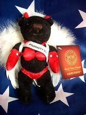 HRC HARD ROCK CAFE Las Vegas pinsanity 2010 Evil Angel showgirl Bear le