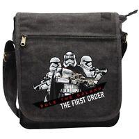 Star Wars FIRST ORDER Episode VII 7 RULE THE GALAXY Kurier Tasche Messenger Bag