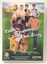 TINH THUONG YEU CHO Phim Bo Hong Kong Tau Viet 5 DVDs Chinese Vietnamese Movie