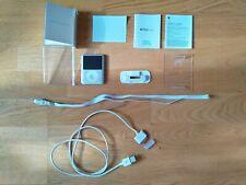 Apple iPod nano 3. Generation 3g Silber (4GB) A1236, MA978ZDA Sammlerstück