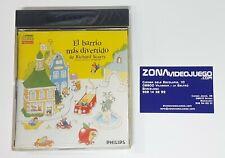 El Barrio más Divertido, Richard Scarry,  Philips CD-I, Nuevo a estranar.