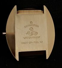 1962 OMEGA SEAMASTER Cosmic 136.017-SP gold plated watch case Tool 107