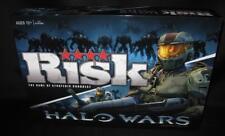 RISK HALO WARS Collector's Ed. Board Game ~ The Game of Strategic Conquest ~ FUN