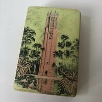 Bok Singing Tower Vintage Single Swap Playing Cards Frederic Law Olmsted FL