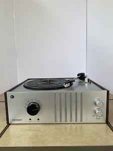 Crosley CR6017A-MA Audio Record Player with AM/FM Radio-New Open Box