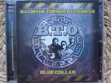 BACHMAN TURNER OVERDRIVE B.T.O. BLUE COLLAR RANDY FRED TURNER NEW SEALED