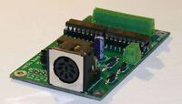 Automatic 9-outputs band decoder (YAESU,MK2R,Elecraft K3) fertig module