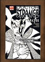 2006 Doctor Strange The Oath #1 1st Nicodemus NM- Black & White Variant Marvel