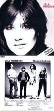 """Ulla Meinecke """"Überdosis Großstadt"""" 1980! 3. Werk! Mit """"Die Blonde""""! Neue CD!"""