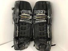 "DR Quantum Professiononal Maxima Ice Hockey Goalie Pads 31"" - Made in Canada"