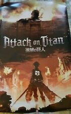 wondercon 2018 attack on titan poster #3