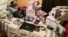 Flea Market Wholesale Lot Electronics,lap top, CDs DVDs Tools,Collectibles,ipods