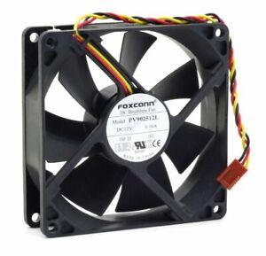 Foxconn PV902512L Fan Ventilateur 92mm x 25mm HP Pavilion P6245F dx2400 MT