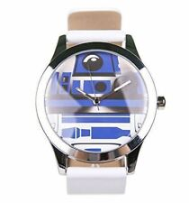 Licensed Star Wars R2D2 Ladies Collectors Women's Quartz Analogue Wrist Watch