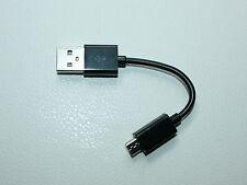 Micro 5 PIN 10cm Cable de datos para USB Blackberry, HTC, Samsung, LG, Nokia