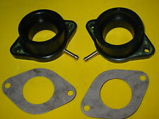 new 80-84 XS650 XS650S Carb holders intake manifold boots BS34 CARBS