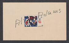 Alice Adams, Novelist, Educator, 5c Fine Arts Stamp