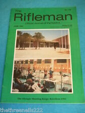 THE RIFLEMAN - OLYMPIC SHOOTING RANGE BARCELONA - JUNE 1992 #706