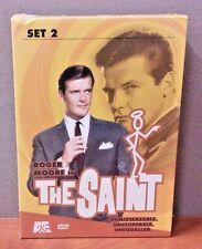 The Saint - Set 2 (DVD, 2-Disc Set - Vol 3 & 4)  Roger Moore   BRAND NEW