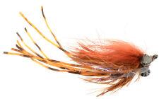 Fly Fishing Flies (Bream, Catfish, Carp, Bonefish) Erdosy's Carp Crab Brown (6)