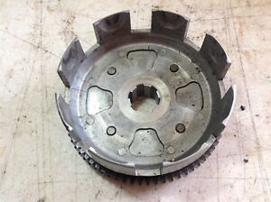 HONDA XR 100 (85 on) CLUTCH BASKET .(PARTS AVAILABLE)