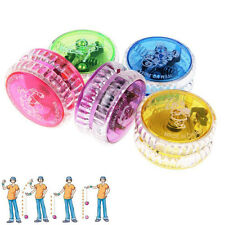 LED Glow Light Up YOYO Party Colorful Yo-Yo Toys For Kids Boy Toys Gift Funny