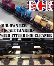 Carri merci per modellismo ferroviario scala G