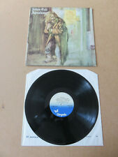 JETHRO TULL Aqualung CHRYSALIS LP ORIGINAL 1980s UK PRESSING CHR1044