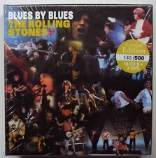 ROLLING STONES  --  Blues By Blues  -- 10 CD's & 2 DVD's  Box