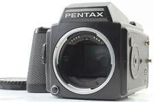 [Exc+5] Pentax 645 Medium Format Camera Body w/ 120 Film Back Japan