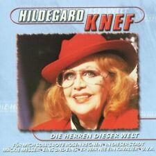 Hildegard Knef Die Herren dieser Welt-Ihre grossen Erfolge  [CD]