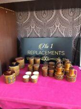 Cruet Sets Ceramic Hornsea Pottery