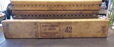 Original Old Cigar Moldes cigarro prensa Auténtico Original Cigarro Regalo De Madera De Colección