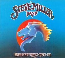 Greatest Hits 1974-78 [Slipcase] by Steve Miller (Guitar)/Steve Miller Band (Gui