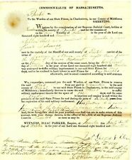 1823 Early Am-Doc>TO PHILIP HASKINS FOR LARCENY  SOLITARY 10 DAYS THEN 7 YEARS !