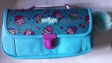 Smiggle Turquoise SCENTED HANDBAG STYLE PENCIL CASE