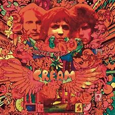 CREAM Disraeli Gears 180gm  Vinyl LP NEW & SEALED