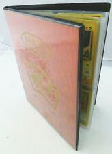 41 Pokemon cards in album