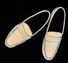 Cole Haan 'Monroe Reflective' Air Mens Loafers Silver Reflective Size 11.5M