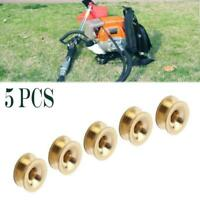 5PCS Universal Grass Trimmer Head Eyelets Strimmer Cutter Parts Accessories kits