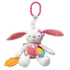 Kid Baby Crib Cot Pram Bed Stroller Hanging Plush Toy Rabbit New CB