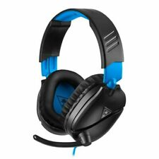 Turtle Beach Recon 70P Wired Over the Ear Gaming Headset for PlayStation 4 - Black (TBS-3555-02)