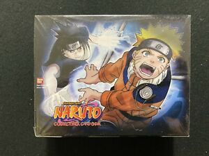Naruto CCG Quest for Power Booster Box - Factory Sealed
