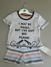 Ex store Disney Tigger short set 0-3 months New with Tag