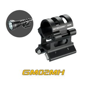 NiteCore GM02MH Tactical Weapon Mount for MT21C MT22C SRT7GT MH40GTR Flashlight